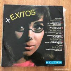 Discos de vinilo: VV.AA. - + ÉXITOS - LP BELTER 1967 - CONCHITA VELASCO, ROCKING BOYS, CINCO LATINOS, CATINOS, MICHEL. Lote 277028173