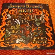 Discos de vinilo: JAMES BROWN SINGLE HELL POLYDOR ESPAÑA 1975. Lote 277030043
