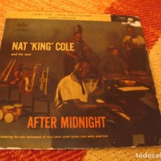Discos de vinilo: NAT KING COLE & HIS TRIO EP 45 RPM LONELY ONE CAPITOL ESPAÑA AÑOS 50. Lote 277039223
