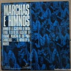 Discos de vinilo: MARCHAS E HIMNOS MILITARES. EL NOVIO DE LA MUERTE. Lote 277043043