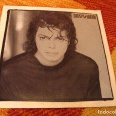Discos de vinilo: MICHAEL JACKSON SINGLE MAN IN THE MIRROR EPIC PROMOCIONAL ESPAÑA 1988. Lote 277043223