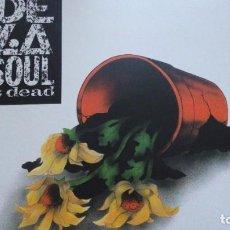 Discos de vinilo: DE LA SOUL IS DEAD LP. Lote 277043958