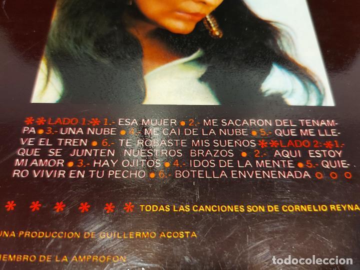 Discos de vinilo: LOLA BELTRAN - LA REINA - INTERPRETA A CORNELIO / LP - GMA-1973 / MBC. ***/*** - Foto 3 - 277045088