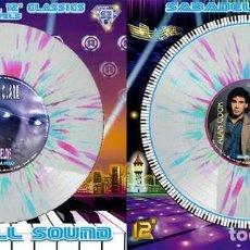"Discos de vinilo: ALAN COOK / STEVE CLARK - DO YOU WANT TO STAY / NO MORE LOVE (12"", LTD, SPL). Lote 277045298"
