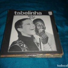 Discos de vinilo: PELE X ELIS. TABELINHA. PERDAO, NAO TEM / VEXAMAO. PHILIPS, EDC. BRASIL, 1969. IMPECA(#). Lote 277047953