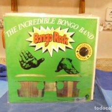 Dischi in vinile: LP FUNK SOUL INCREDIBLE BONGO BAND BONGO ROCK ESPAÑA 73 MUY BUEN ESTADO GENERAL. Lote 277048628