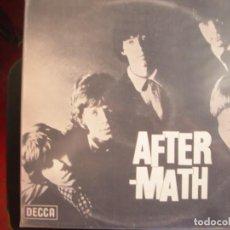 Discos de vinilo: THE ROLLING STONES- AFTERMATH. LP.. Lote 277049128