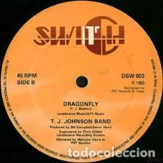 """Discos de vinilo: T. J. JOHNSON BAND - I CAN MAKE IT (GOOD FOR YOU) (12""""). Lote 277049393"""