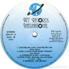 Discos de vinilo: VARIOUS - DISCO KEY VERANO-87 (LP, COMP, MIXED). Lote 277051153