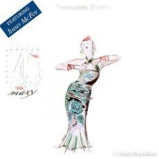 """Discos de vinilo: FORBIDDEN FRUITS - DISCO HALLOWEEN (12""""). Lote 277052013"""