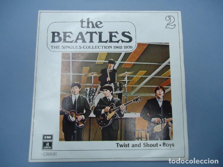 THE BEATLES - TWIST AND SHOUT BOYS EDICIÓN LIMITADA DEL CONJUNTO DE THE BEATES THE SINGLES COLLECTI (Música - Discos - Singles Vinilo - Pop - Rock Internacional de los 50 y 60)