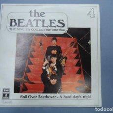 Discos de vinilo: THE BEATLES - ROLL OVER BEETHOVEN A HARD DAY`S NIGHT EDICIÓN LIMITADA DEL CONJUNTO DE THE BEATES THE. Lote 277053843