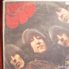 Discos de vinilo: THE BEATLES- RUBBER SOUL. LP.. Lote 277054533