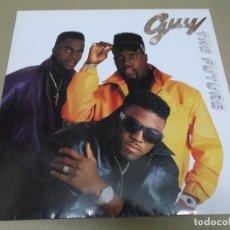 Discos de vinilo: GUY (LP) THE FUTURE AÑO – 1990. Lote 277070903