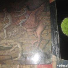 Discos de vinilo: DANIEL VEGA LA NOCHE QUE PRECEDE A LA BATALLA.(MOVIPLAY 1976) GATEFOLD ESPAÑA CUENCA MINERA ADELANTA. Lote 277076908
