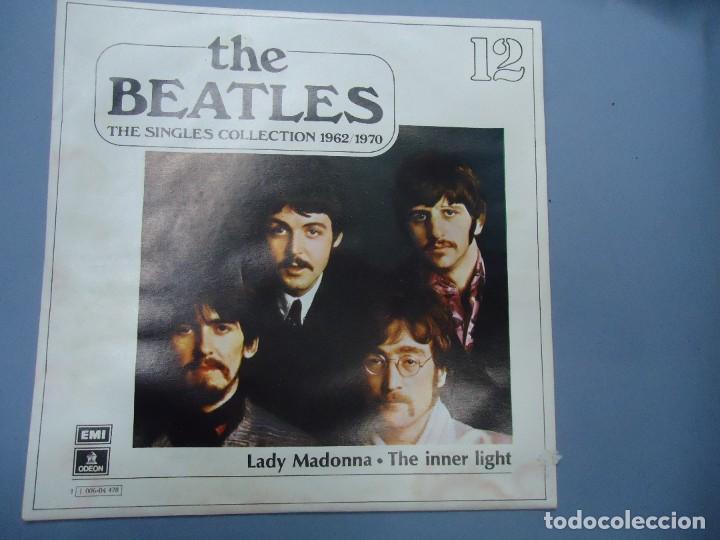THE BEATLES - LADY MADONNA THE INNER LIGHT EDICIÓN LIMITADA DEL CONJUNTO DE THE BEATES THE SINGLES C (Música - Discos - Singles Vinilo - Pop - Rock Internacional de los 50 y 60)