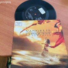 Discos de vinilo: VANGELIS (CONQUEST OF PARADISE) SINGLE (EPI24). Lote 277084123