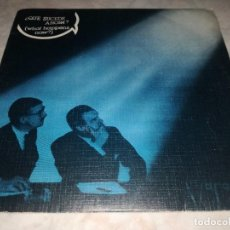 Discos de vinilo: VOCODER-QUE SUCEDE AHORA-PROMOCIONAL. Lote 277084368