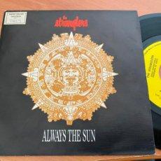 Discos de vinilo: THE STRANGLERS (ALWAYS THE SUN) SINGLE PROMO 1986 (EPI24). Lote 277085188