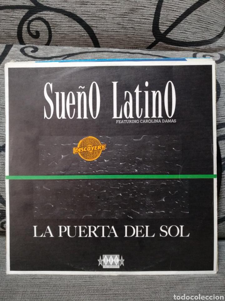 SUEÑO LATINO - LA PUERTA DEL SOL (Música - Discos de Vinilo - Maxi Singles - Disco y Dance)