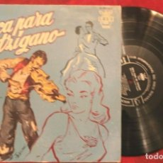 Discos de vinilo: LP BELA BABAI - TOCA PARA MI TZIGANO - SPAIN PRESS - CID-POP-3047 (VG+/EX-) F. Lote 277090783