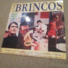 Discos de vinilo: LOS BRINCOS-FLAMENCO, TU ME DIJISTE ADIOS..Y OTROS GRANDES EXITOS. LP ZAFIRO SONIDO CADENA DIAL. Lote 277093123