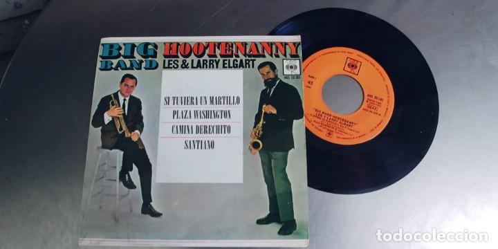 LES Y LARRY ELGART-EP SI TUVIERA UN MARTILLO +3 (Música - Discos de Vinilo - EPs - Jazz, Jazz-Rock, Blues y R&B)