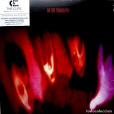 Discos de vinilo: LP - THE CURE - PORNOGRAPHY (BLACK VINYL 180 GRS. EDIT. 2008) FACTORY MINT, NUEVO DE FABRICA. Lote 277099483