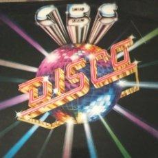 """Discos de vinilo: VINILO LP COMPILACIÓN CBS DISCO. """" MOEJOR DE LA MUSICA DISCO"""". Lote 277101078"""