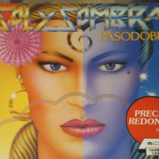 """Discos de vinilo: VINILO LP LUIS COBOS. """"SOL Y SOMBRA"""". PASODOBLES. Lote 277101313"""