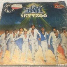Discos de vinilo: SINGLE SKYY - SKYYZOO - DON'T STOP - SALSOUL XB2395 -PEDIDO MINIMO 7€. Lote 277103043