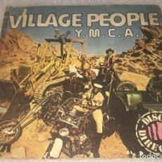 Discos de vinilo: SINGLE VILLAGE PEOPLE - Y. M. C. A. - THE WOMEN - RCA VICTOR XB1066 -PEDIDO MINIMO 7€. Lote 277103258