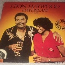 Discos de vinilo: SINGLE LEON HAYWOOD - DAYDREAM - LOVE IS WHAT WE CAME HERE FOR - 20 CENTURY FOX -PEDIDO MINIMO 7€. Lote 277103333