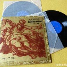 Discos de vinilo: 2 LP HAYDN - LA CREACION - CLEMENS KRAUSS - SPAIN - GATEFOLD - HARD COVER (EX-/EX)Ç. Lote 277103353
