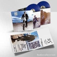 Discos de vinilo: EROS RAMAZZOTTI DONDE HAY MÚSICA (25 EDICIÓN ANIVERSARIO ) (2 LP-VINILO AZUL) ENVIÓ CERTIFICADO 2€. Lote 277111443