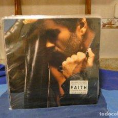Discos de vinilo: LP GEORGE MICHAEL FAITH CORRECTISIMO CON SEÑALES MUY MUY MENORES DE USO. Lote 277113193