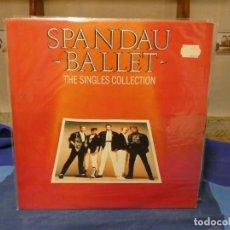 Discos de vinilo: LP ESPAÑOL SPANDAU BALLET THE SINGLES COLLECTION EXCEPCIONAL ESTADO 36. Lote 277113663