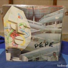 Discos de vinilo: LP THE ALAN PARSONS PROJECT I ROBOT MUY BUEN ESTADO VINILO TAPA COMO SE VE EN FOTO 74. Lote 277113838