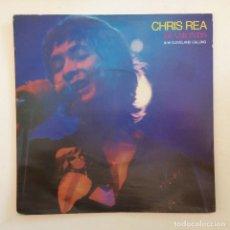 Discos de vinilo: CHRIS REA – DIAMONDS / CLEVELAND CALLING UK,1979 MAGNET. Lote 277113923