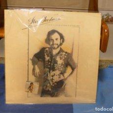 Discos de vinilo: LP COUNTRY ROCK STEVE GOODMAN JESSIE´S JIG AND OTHER...ASYLUM USA 75 MUY BUEN ESTADO DISCO. Lote 277115683