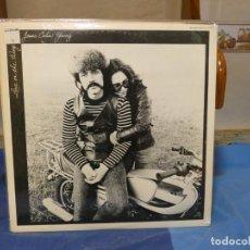 Discos de vinilo: LP JEESE COLING YOUNG DE LOS YOUNGBLOODS LOVE WING USA 1977 MUY BUEN ESTADO. Lote 277116328
