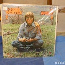 Discos de vinilo: LP JOHN DENVER SPIRIT USA 1976 CON ENCARTE MUY BUEN ESTADO GENERAL. Lote 277116388