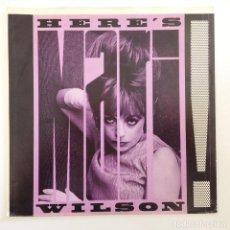 Discos de vinilo: MARI WILSON – BEAT THE BEAT / GLAMOURPUSS UK,1982 THE COMPACT ORGANIZATION. Lote 277117693