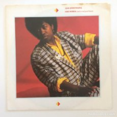 Discos de vinilo: JOAN ARMATRADING – KIND WORDS (AND A REAL GOOD HEART) / FIGURE OF SPEECH GERMANY,1986. Lote 277119293