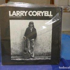 Dischi in vinile: LP USA 1978 LARRY COYRELL STANDING OVATION USA 1978 MOOD VINILO MUY BUEN ESTADO. Lote 277124538