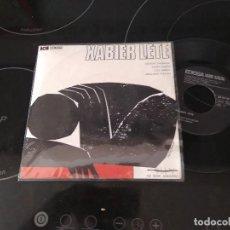 Discos de vinilo: XABIER LETE / MAITEAZ GALDEZKA ( EZ DOK AMAIRU ) EP 45 RPM / HERRI GOGOA. Lote 277127843