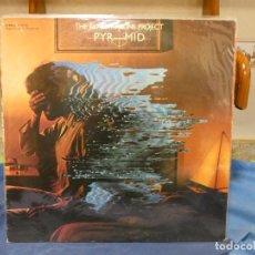 Discos de vinilo: LP ALAN PARSONS PROJECT PYRAMID ED ALEMANA VINILO MUY BIEN LOMO ROZADILLO 37. Lote 277135188