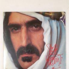 Discos de vinilo: FRANK ZAPPA. SHEIK YERBOUTI. 2 LP. GATEFOLD. 1979 HOLANDA. S 88339. DISCOS EX EX. CARÁTULA VG+.. Lote 277135408