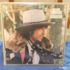 Discos de vinilo: LP ALEMANIA CIRCA 1975 BOB DYLAN DESIRE MUY LEVES SEÑALES DE USO TIENE ENCARTE 12. Lote 277135708