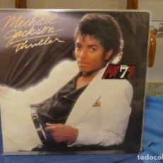 Discos de vinilo: LP MICHAEL JACKSON THIRLLER ALEMANIA 1982 GATEFOLD CORRECTISMO. Lote 277135813